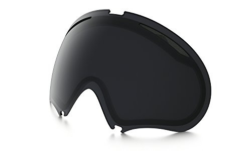 Oakley A-Frame 2.0 Snow Goggle Replacement Lens Dark Grey - Oakley A-frame Replacement Lenses