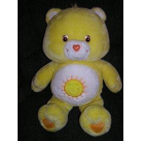 Funshine Care Bear (Yellow with Sun on - Cara Sun