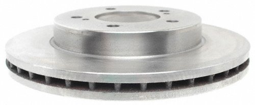 ACDelco 18A561A Advantage Non-Coated Front Disc Brake Rotor