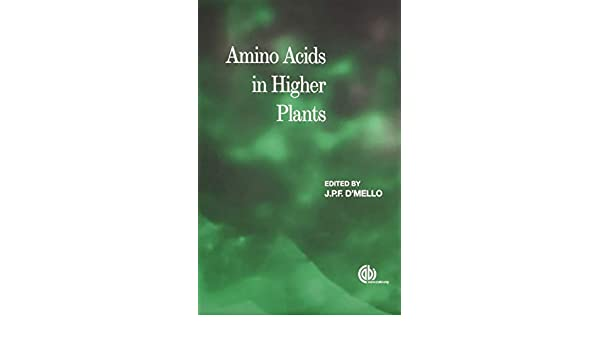 amino acids in higher plants rh amino acids in higher plants tempower us