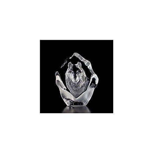 Mats Jonasson Wolf Crystal ()