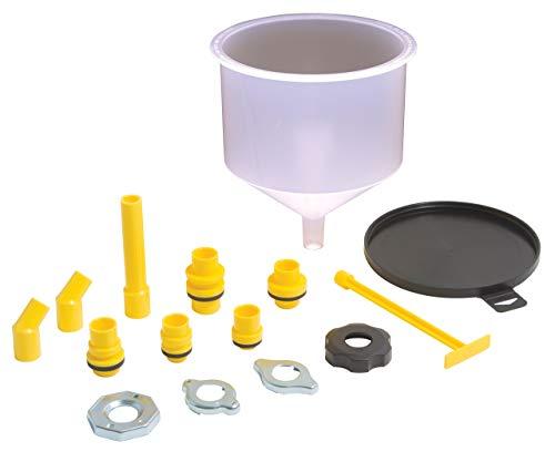 - Lisle 24680 Spill-Free Funnel (Renewed)