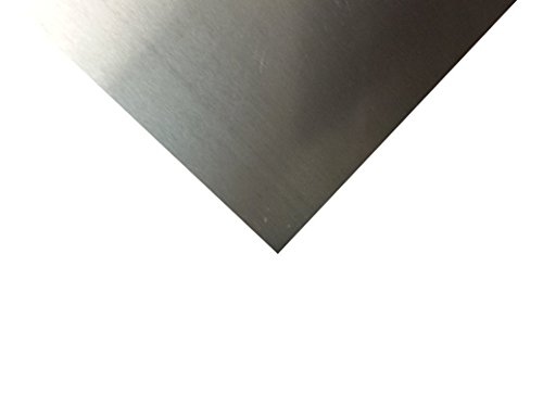 - RMP 6061 T6 Aluminum Sheet 12 Inch x 24 Inch x 0.125 Inch Thickness