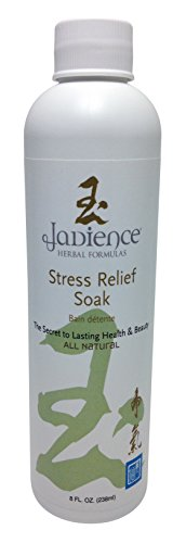 Jadience Stress Relief Bath or Foot Spa Soak - 8 Oz - For...