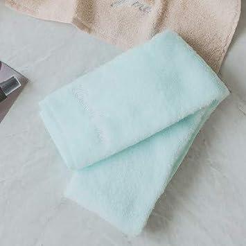 WLLLO Soft Super Absorbent Toalla Fresca Toalla de algodón Puro Bordado Toalla Individual, B: Amazon.es: Hogar