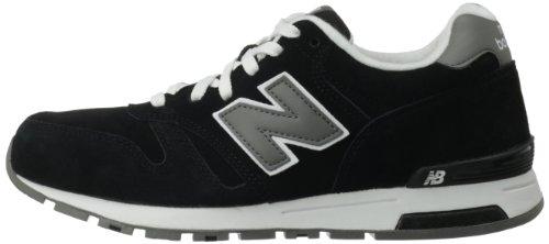 888098115086 - New Balance Men's ML565 Classic Running Shoe,Black/Grey,14 D US carousel main 4