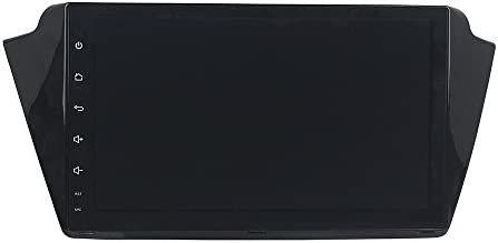 KUNFINE Android 9.0 8核自動車GPSナビゲーション マルチメディアプレーヤー 自動車音響 スコダ SKODA Fabia 2015 2016 2017 自動車ラジオハンドル制御WiFiブルースティスト