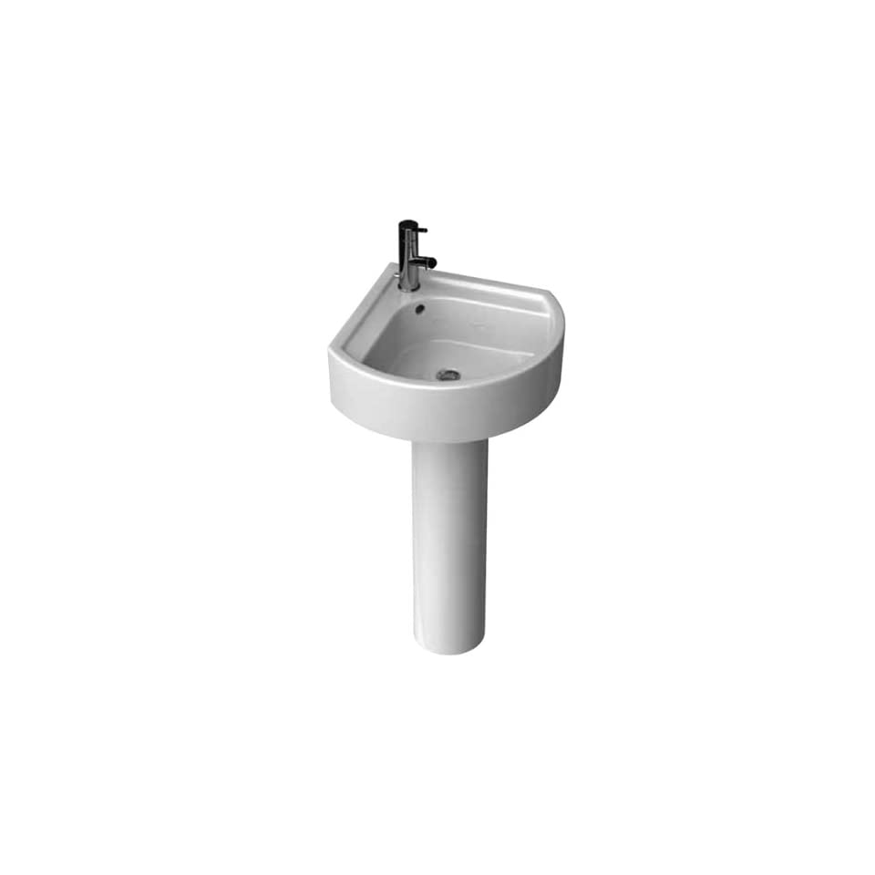 24610 00 Solutions Small Corner Bathroom Sink With Round Pedestal On Popscreen