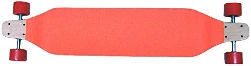 LowriderオレンジSpeedboardドロップダウンComplete Longboard
