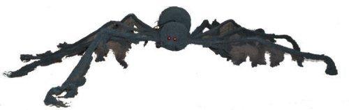 Large Black Creepy Spider Halloween
