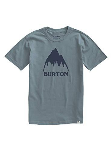 High Maglia Classic Burton Maniche Uomo Corte Lead Mountain A qaggAn