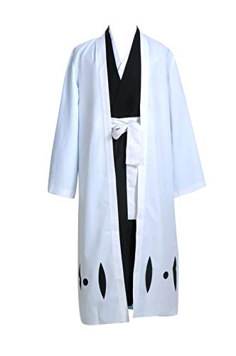 Cosplaybar Cosplay Costume Bleach 5th Division Captain Aizen Sousuke