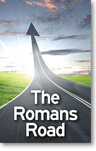 The Romans Road (Gospel Tract, Packet of 100, NKJV) -