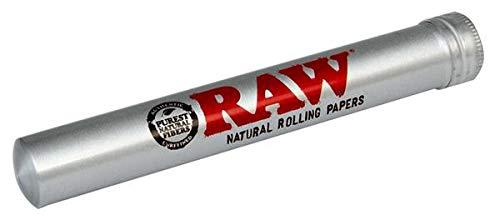 Raw Aluminum Tube -