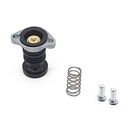 Carburetor Carb Primer Pump Spring Screw Set Kit- replaces Honda Honda ATV TRX300 TRX350 TRX400 TRX450 TRX500 TRX650 Rancher Fourtrax Foreman Kawasaki, Replaces OEM # 16048-HM7-700: Automotive