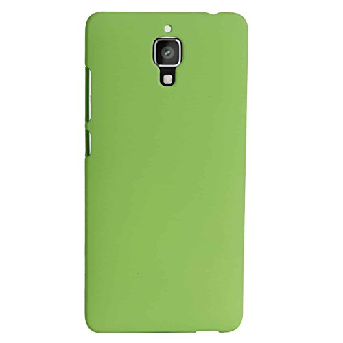COVERNEW Hard Back Cover for OnePlus 3T   Green HPBackOnePlus3TGreen