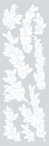 Brewster 99760 Brewster Etched Glass -Inch Willow