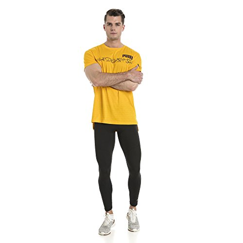 Homme Puma triblend T g N Yellow shirt Spectra Graphic T r wCg8qCR
