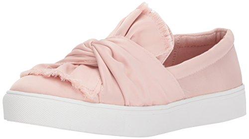 MIA Women's Zoe Fashion Sneaker, Blush, 10 M