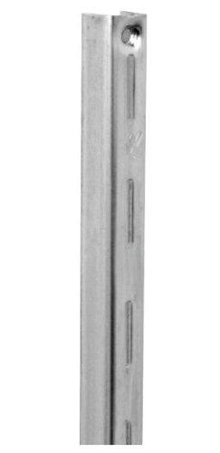 Knape Vogt Kv0087 Ano 72 72 In. Wall Standard - Anochrome