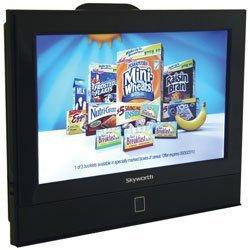 Skyworth 13 Lcd Tv/dvd Combo With 13.3 Led Back Light Panel & Ac/dc Power