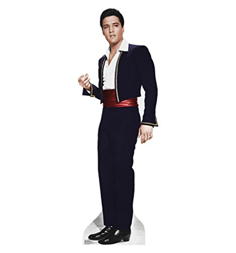 Elvis Presley - Advanced Graphics Life Size Cardboard Standup