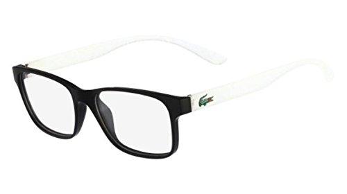 Eyeglasses LACOSTE L 3804 B 004 BLACK MATT WITH STAR PHOSPHO T