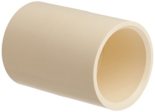 King Brothers Inc. RCC-1000-S 1-Inch Solvent PXL CPVC Coupling, (Cpvc Solvent)