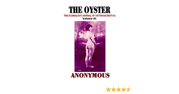 Victorian erotica the oyster ii