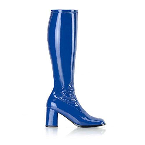 Heels-Perfect - Zapatos de vestir de material sintético para mujer azul azul azul - azul