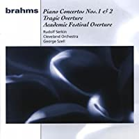 Brahms: Piano Concerto 1, 2, Tragic Overture, Academic Festival Overture
