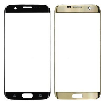 Front Cover Screen Glass Lens Outer For Samsung Galaxy S7 Edge G935 G935F G935A G935V G935P G935T G935R4 G935W8 (NO LCD and Digitizer) (Gold)