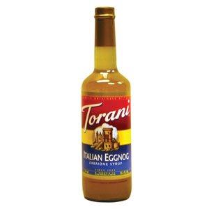 Torani Eggnog, Italian Syrup by Torani