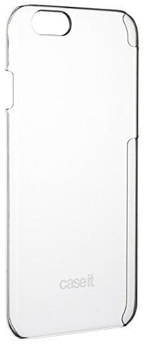 Caseit Invisible Hard Shell Schutzhülle Case Cover Durchsichtig Unsichtbar für iPhone 6/6S - Transparent Klar