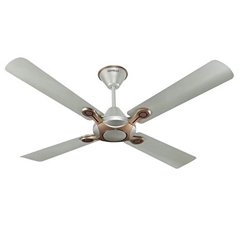 Havells Leganza 4 Blade 1200mm Ceiling Fan (Bronze Gold)