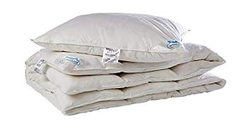 Original Wolke Cuna® Muelle camas Set Palermo, 155 x 220, incluye almohada de