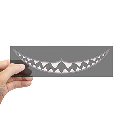 CafePress Cheshire Grin II Sticker (Bumper) 10