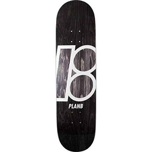 Plan B - Team Stained Skateboard Deck (Large 8.375