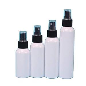 LTTXS,Flacone spray alcolico Flacone spray cosmetico Acqua repellente per zanzare Toner Annaffiatoio Bottiglie da viaggio in plastica per alcolici portatili-60ml_1 confezione 5 spesavip