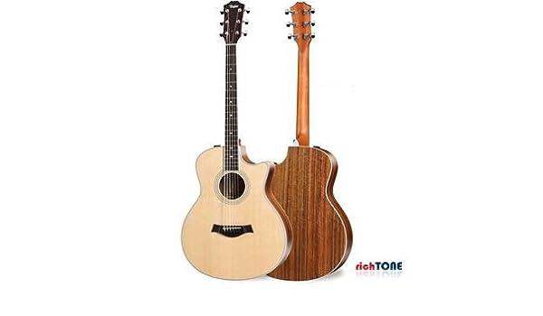 Taylor 416 ce de Ltd Western Guitarra barítono: Amazon.es ...