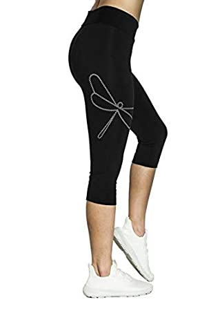 Lindissims Legging Eco-Sostenible Capri Dragon Fly Mallas ...