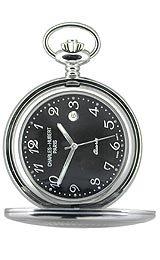 Quartz Stainless Steel Pocket Watch - 5