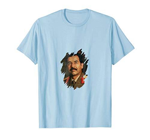 Saddam Hussein Al Tikriti - Pixel Art T Shirt]()