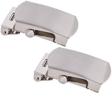 Compatible con cinturones de 4 cm de ancho shenky Hebilla para cintur/ón