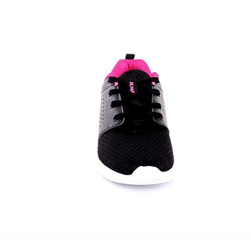 course Black pour femmes Bottes formateurs Designer Bottes pour dames de Black chaussures Black xZ6PgI