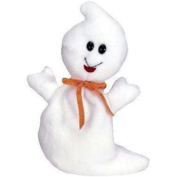 Ty Beanie Buddies Spooky the Ghost