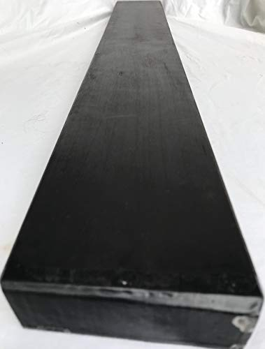 Gabon Ebony Hardwood Guitar Neck Blank DIY Guitar Building for sale  Delivered anywhere in Canada