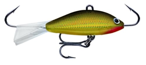 Shad Rapala Jigging Rap - Rapala Jigging Shad Rap 03 Fishing lure, 1.5-Inch, Gold