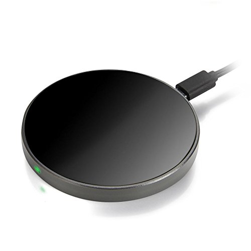 GMYLE Wireless Charger Aluminium Qi Enabled