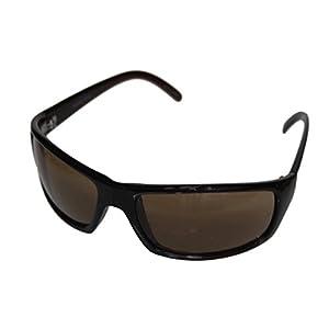 Kenneth Cole Reaction Kcr1072-0776 Men's Rectangle Brown Sunglasses